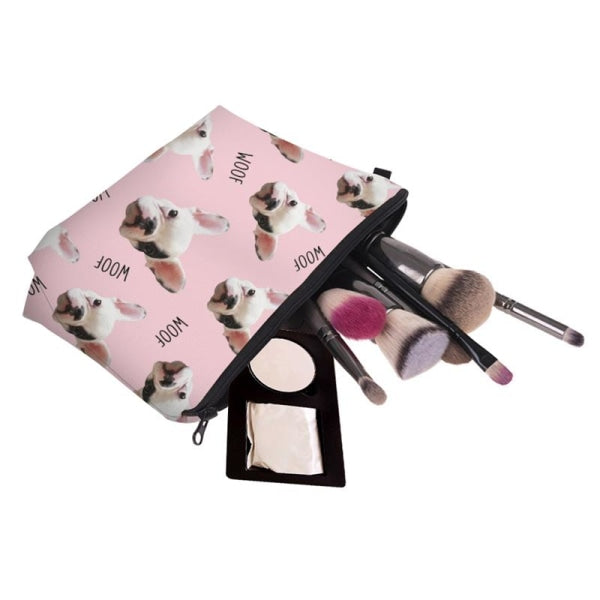 Trousse de Maquillage Bulldog