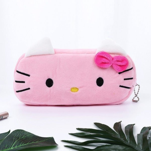 Trousse Scolaire Hello Kitty