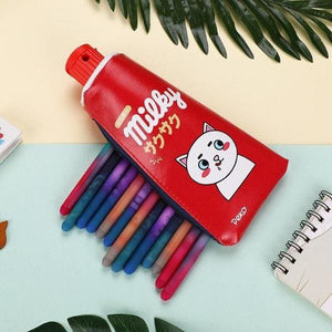 Indispensable Trousse Scolaire Chat