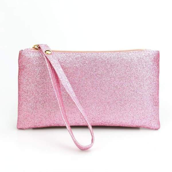 Pochette Maquillage Rose