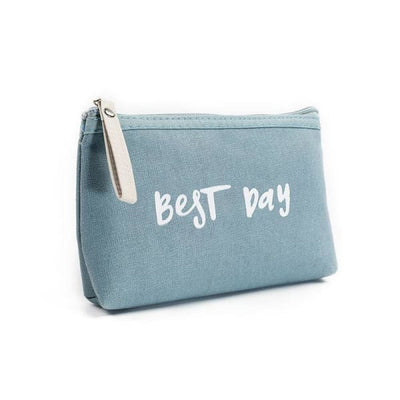 Trousse De Maquillage Best Day Bleu