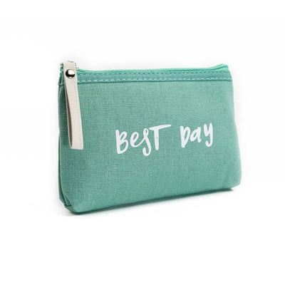 Trousse De Maquillage Best Day Verte