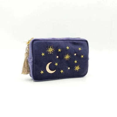 Trousse de Maquillage Nuit - Rectangulaire