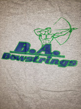 Load image into Gallery viewer, BA Bowstrings T Shirt