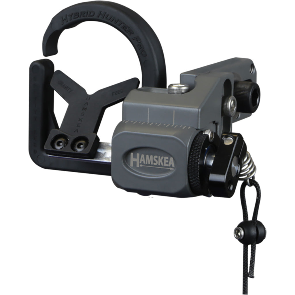 Hamskea Hybrid Hunter Pro Rest Concrete Rh
