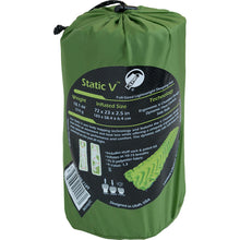 Load image into Gallery viewer, Klymit Static V Sleeping Pad Green
