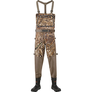 Lacrosse Alpha Swampfox Drop Top Waders 600g Realtree Max-5 13