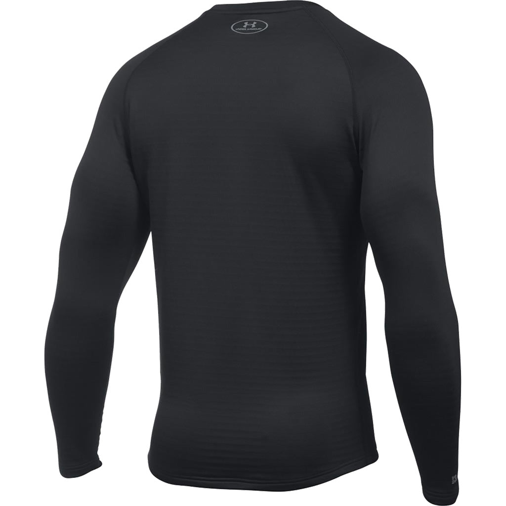 Under Armour Base 3.0 Crew Black Medium