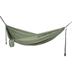 Klymit Traverse Hammock Single Green