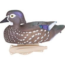 Load image into Gallery viewer, Flambeau Classic Wood Duck Decoy 6 Pk.