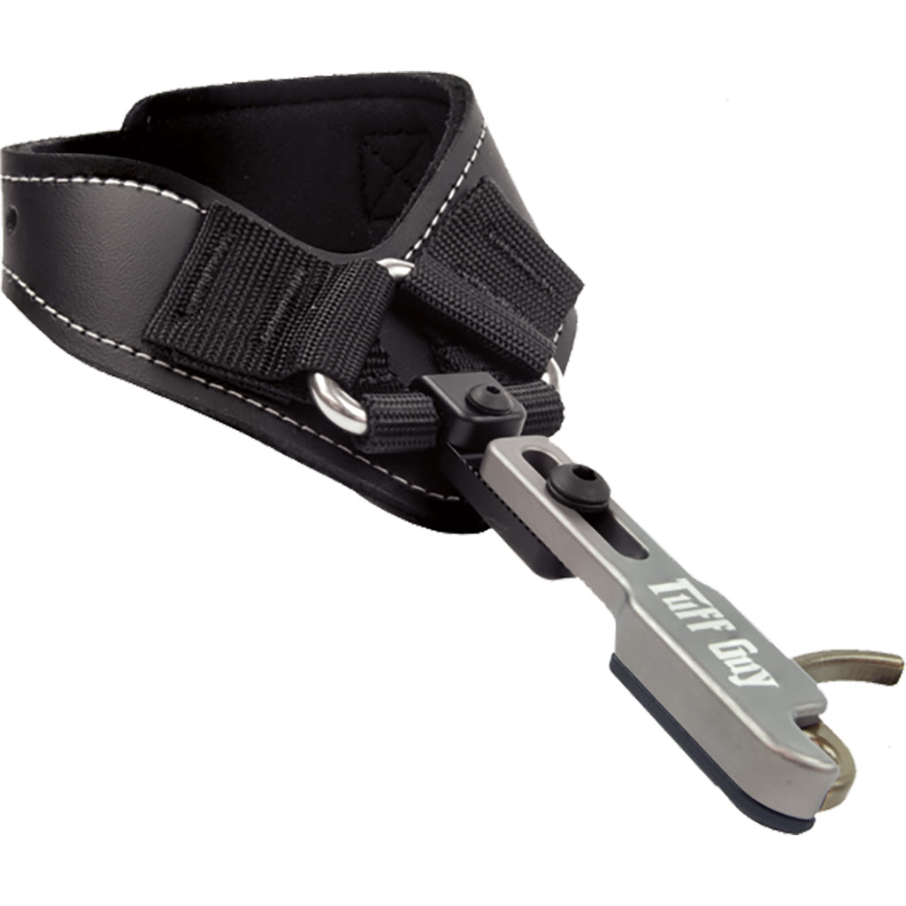 Spot Hogg Tuff Guy Release Rigid Buckle Black