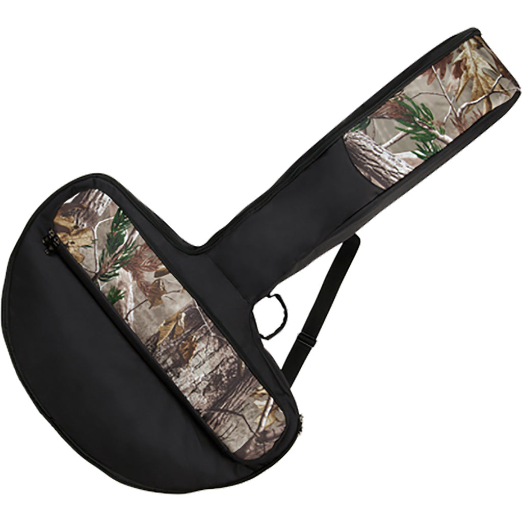 Bulldog Compact Crossbow Case Black And Camo