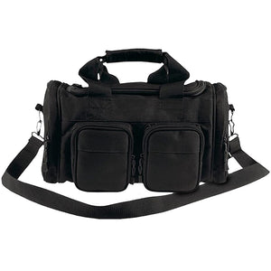 Bulldog Standard Range Bag With Strap Black