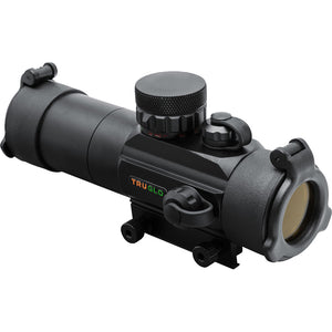 Truglo Gobble Stopper Red Dot Sight Black 30 Mm Dual Color Reticle