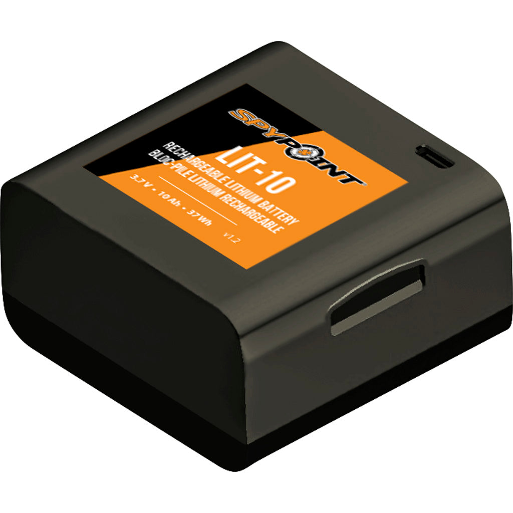 Spypoint Lithium Battery Pack & Charger Link Micro-link Micro-s-cell Link