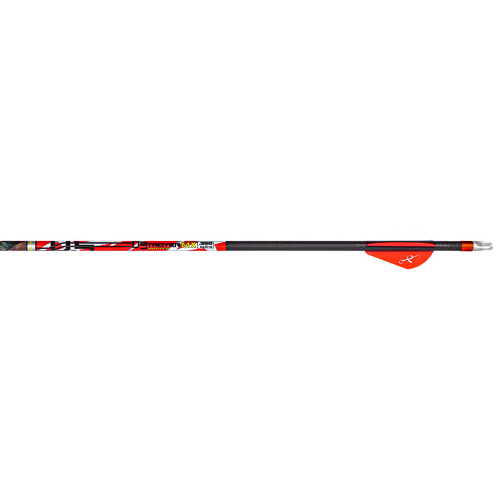 Carbon Express D-stroyer Mx Hunter Arrows 350 2 In. Vanes 6 Pk.