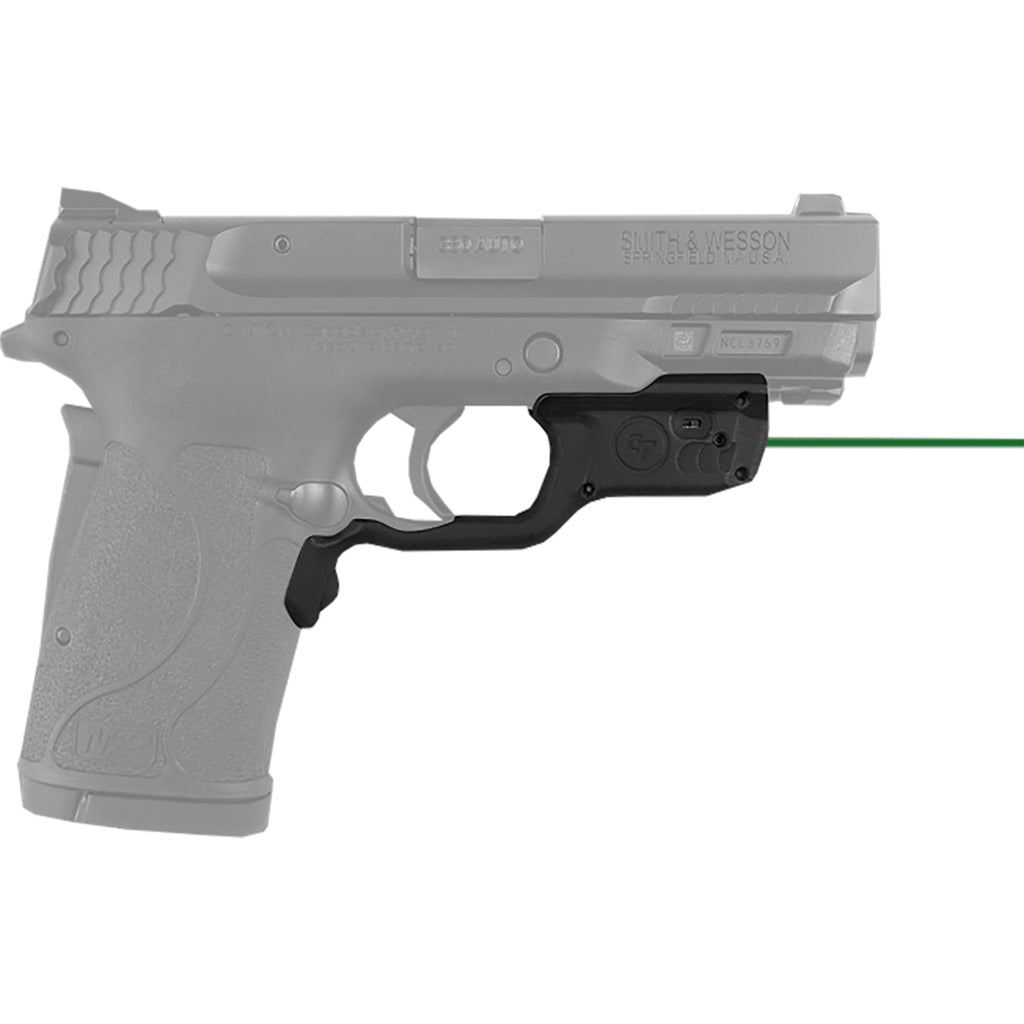 Crimson Trace Lasergaurd S&w M&p Shield Ez .380 And M&p 22 Comp Green Laser