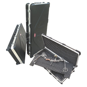 Skb Ata Double Bow Case Black 42 In.