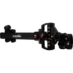 Axcel Accutouch Carbon Pro Sight Av-41 1 Pin .010 Rh-lh