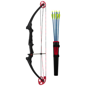 Genesis Bow Set Black Rh