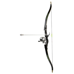 Muzzy Recurve Bowfishing Kit 40 Lb. Rh
