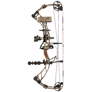 Velocity Retribution Bow Package Kryptek 27-30 In. 70 Lbs. Rh
