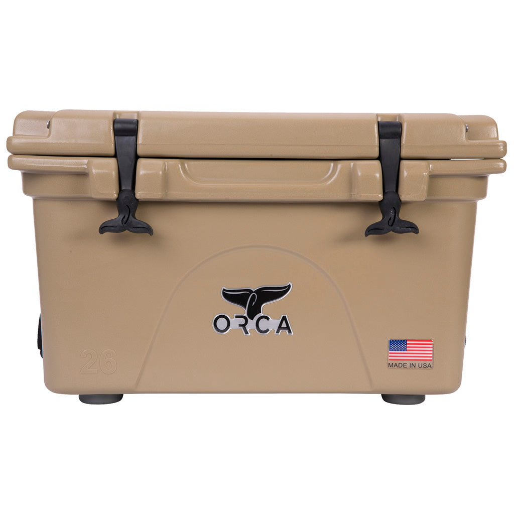 Orca Hard Sided Classic Cooler Tan 26 Quart
