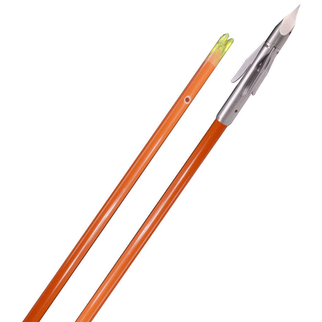 Innerloc Glass Max Bowfishing Arrow W-grapid Point 5-16 In.