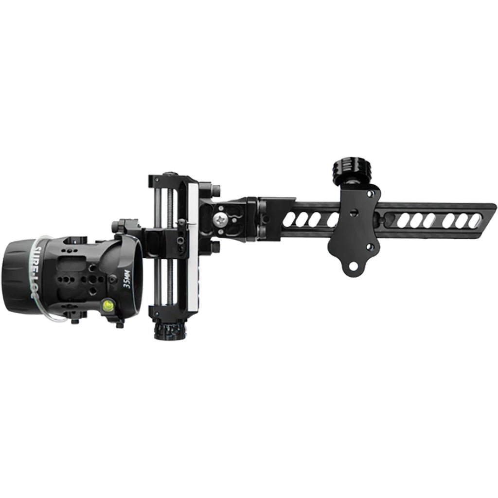 Sureloc Fury Sight Black Rh