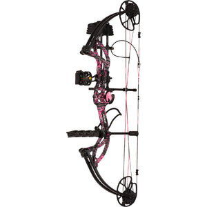 Bear Archery Cruzer G2 Rth Bow Package Muddy Girl 5-70 Lbs. Lh