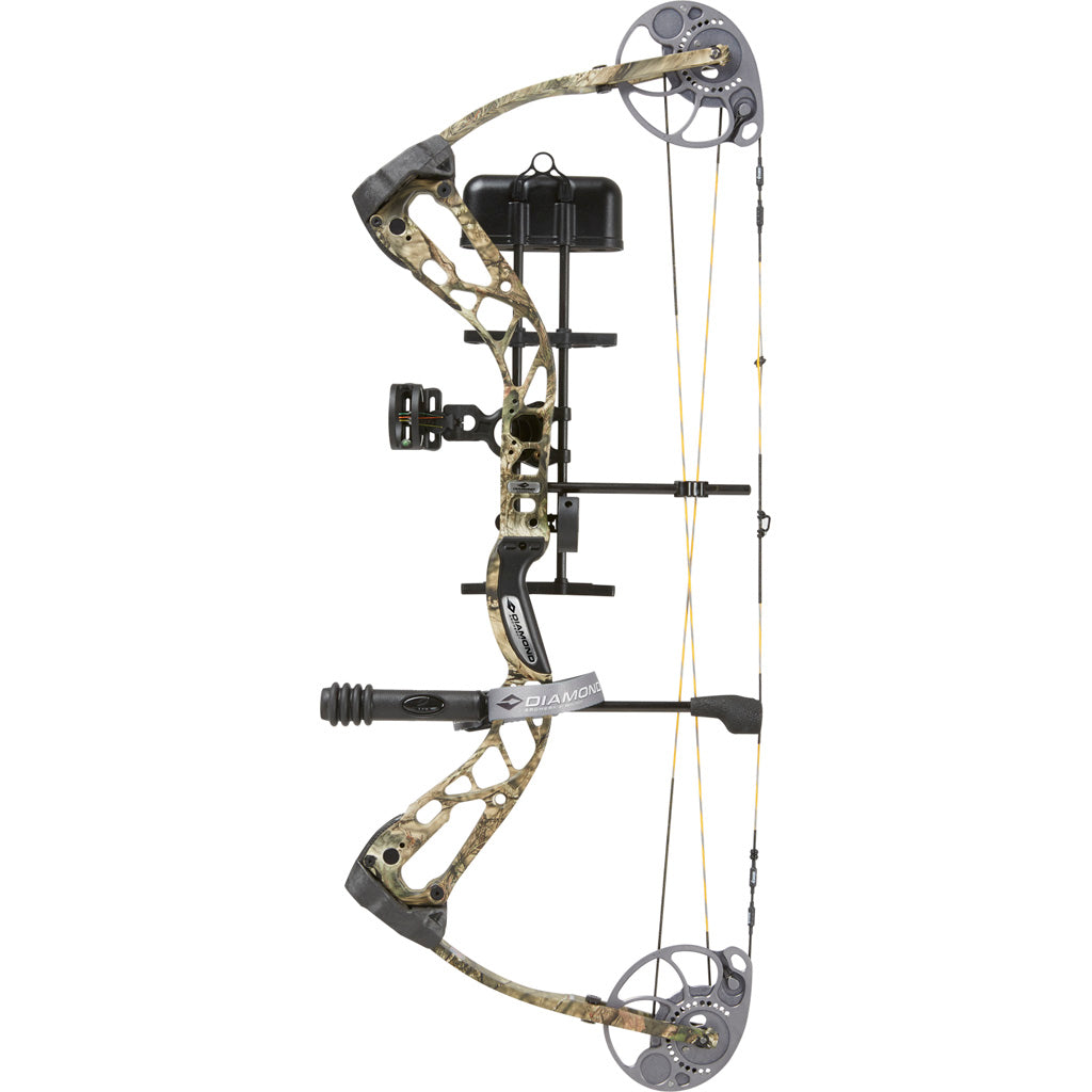 Diamond Edge Sb-1 Bow Package Mossy Oak Country 70 Lbs. Rh