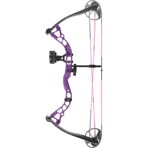 Diamond Atomic Bow Package Purple 12-24 In. 29 Lbs. Lh
