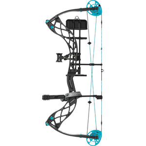 Diamond Carbon Knockout Rak Bow Package Carbon Fiber 50 Lbs. Rh