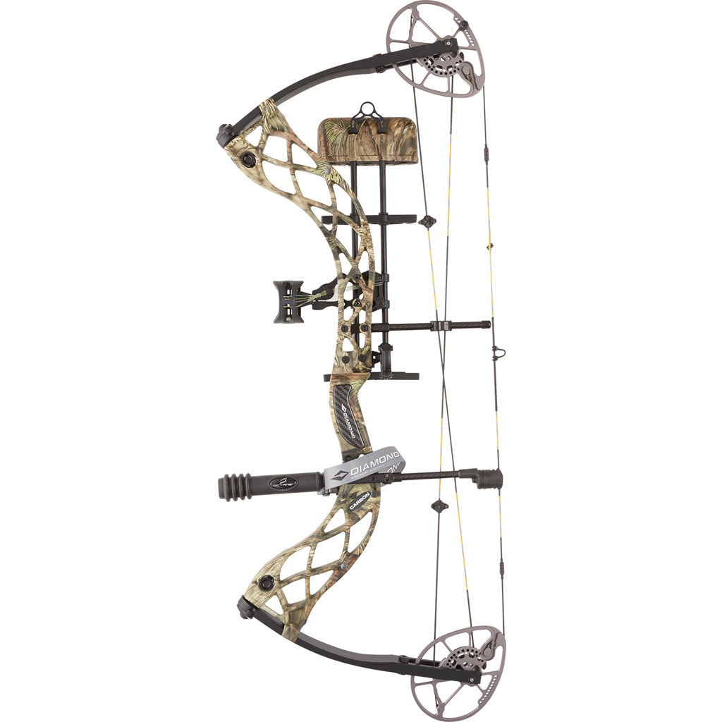 Diamond Deploy Sb Rak Bow Package Mossy Oak Break Up Country 60 Lbs. Rh