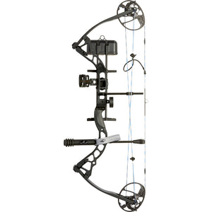Diamond Infinite Edge Pro Bow Package Black 13-31 In. 70 Lbs. Rh