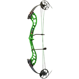 Pse Phenom Xt-dc Bow Green 27.5-33 In. 60 Lbs. Rh