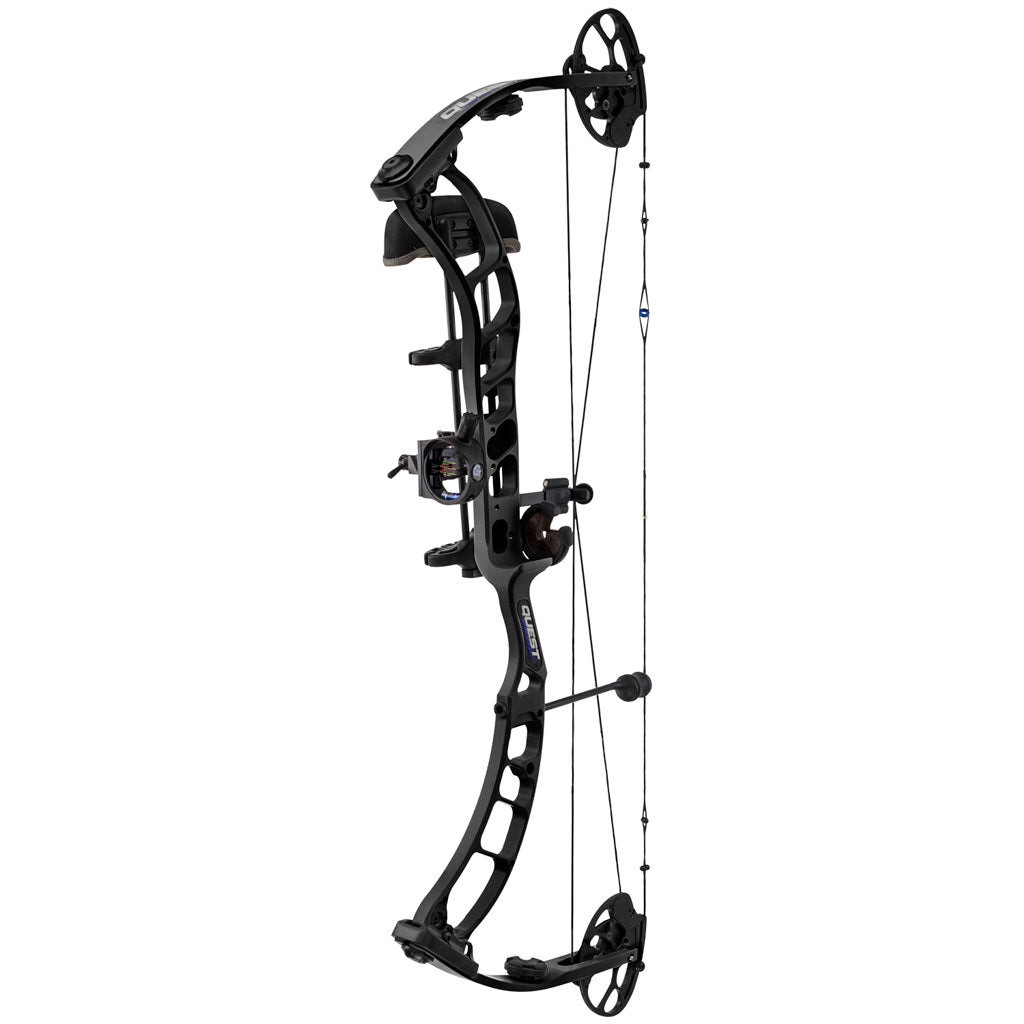 Quest Thrive Bow Package Black 29 In. 60 Lbs. Rh