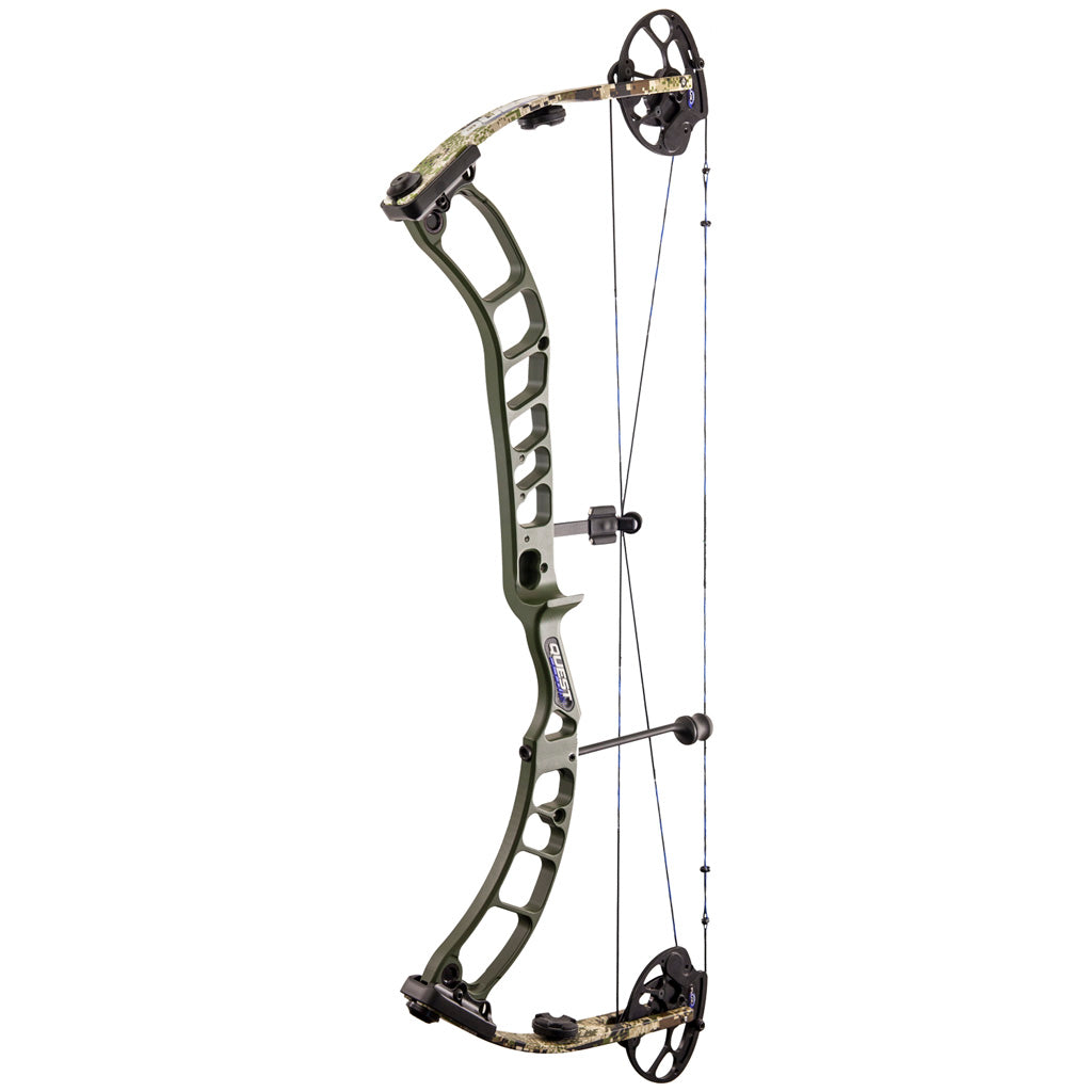 Quest Thrive Bow Ghost Green- Sub Alpine 29 In. 70 Lbs. Rh