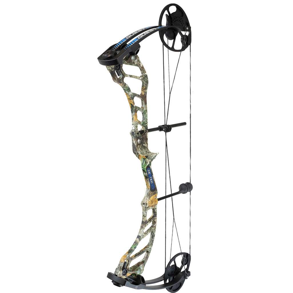 Quest Centec Nxt Bow Realtree- Black 26in. 45 Lb. Rh