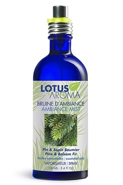 Bruine d'ambiane – Pin & Sapin Baumier