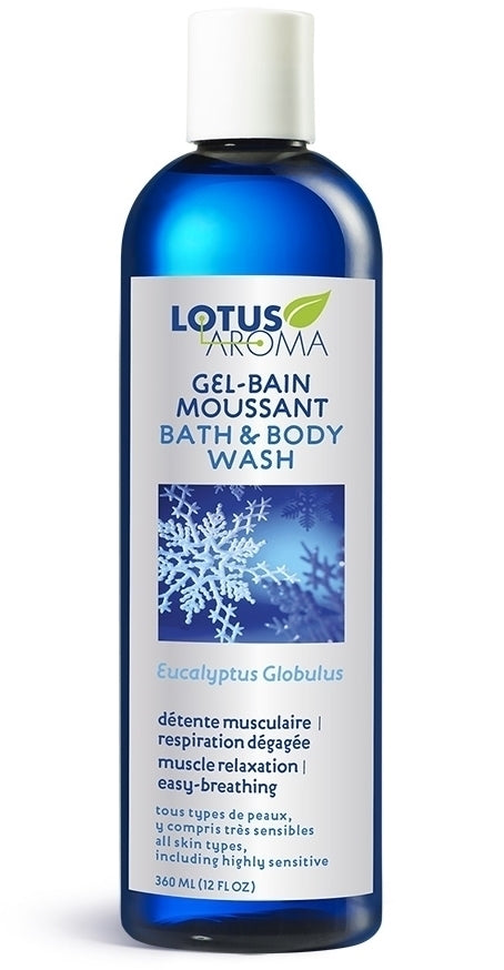 Eucalyptus Globulus Bath & Body Wash