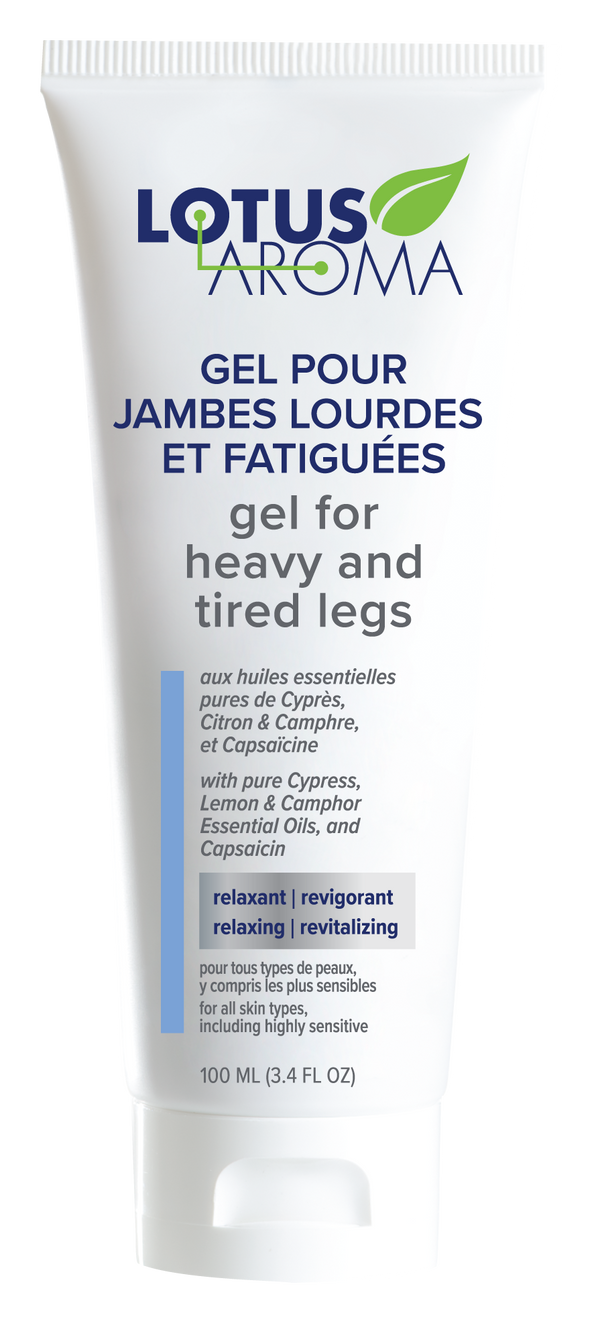 Gel for Heavy & Tired Legs 100mL