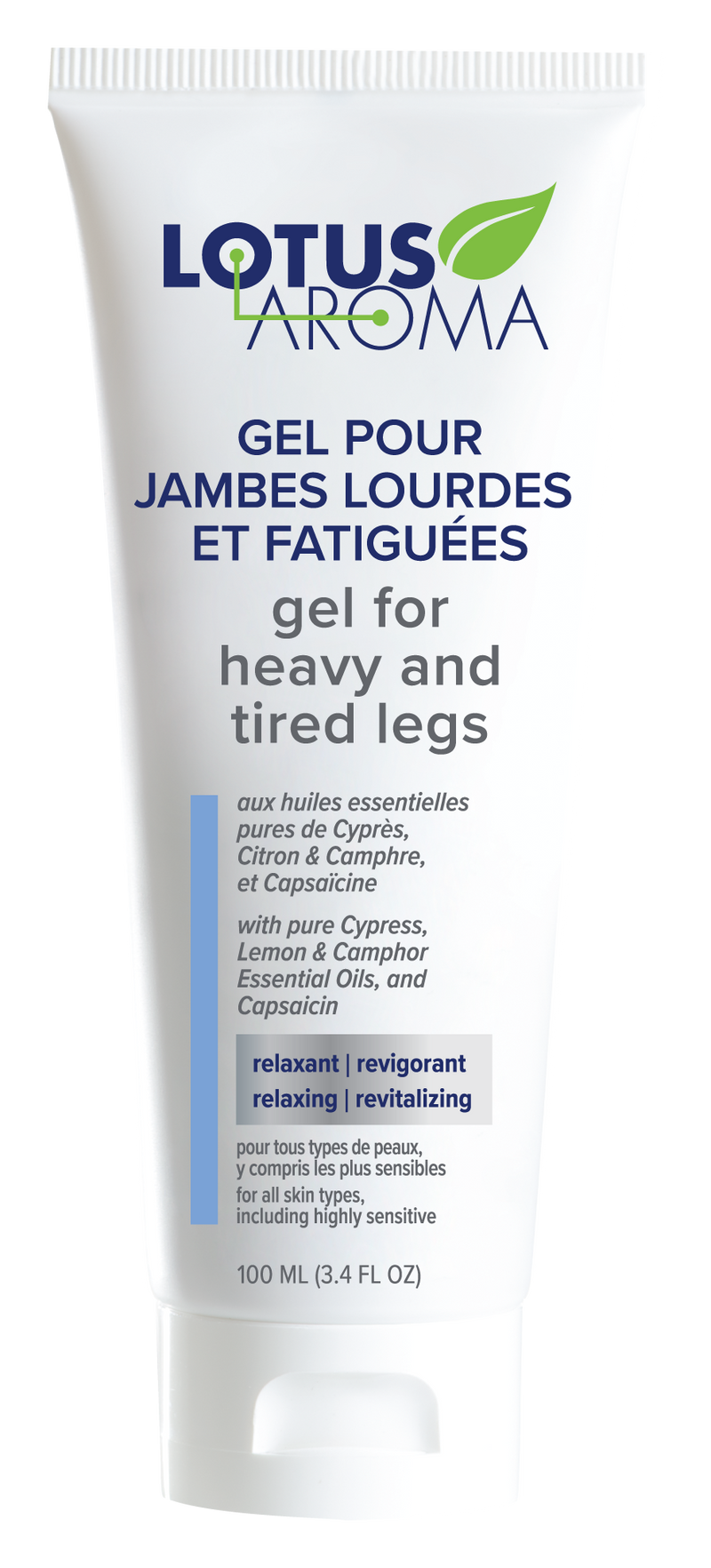 Gel for Heavy & Tired Legs