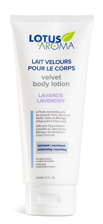 Velvet Body Lotion - Lavender