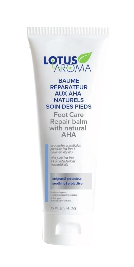 Foot Care Repair Balm with Natural AHA