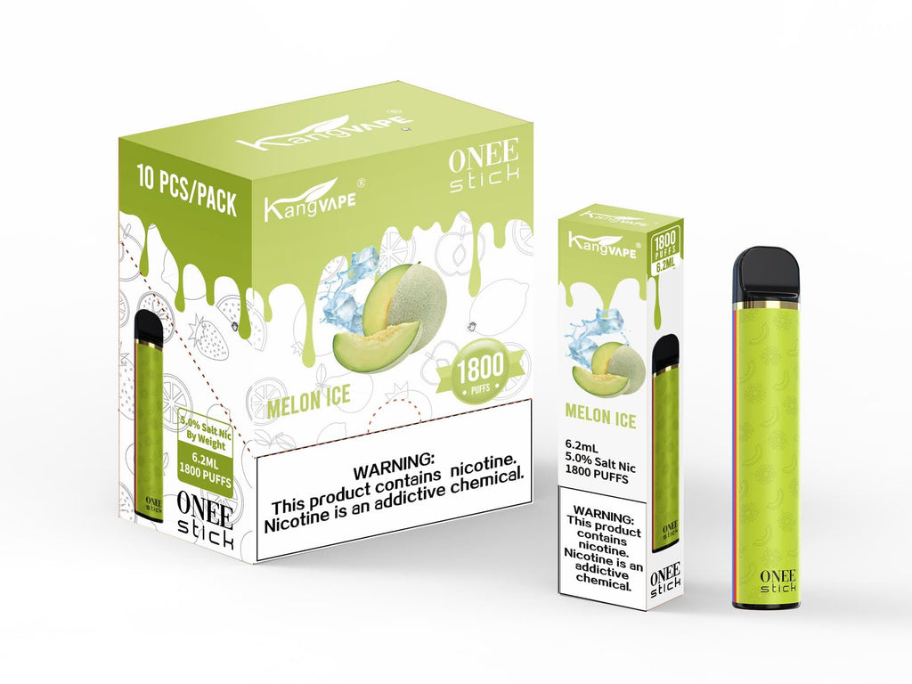 KangVAPE Onee Stick 10 pack melon ice