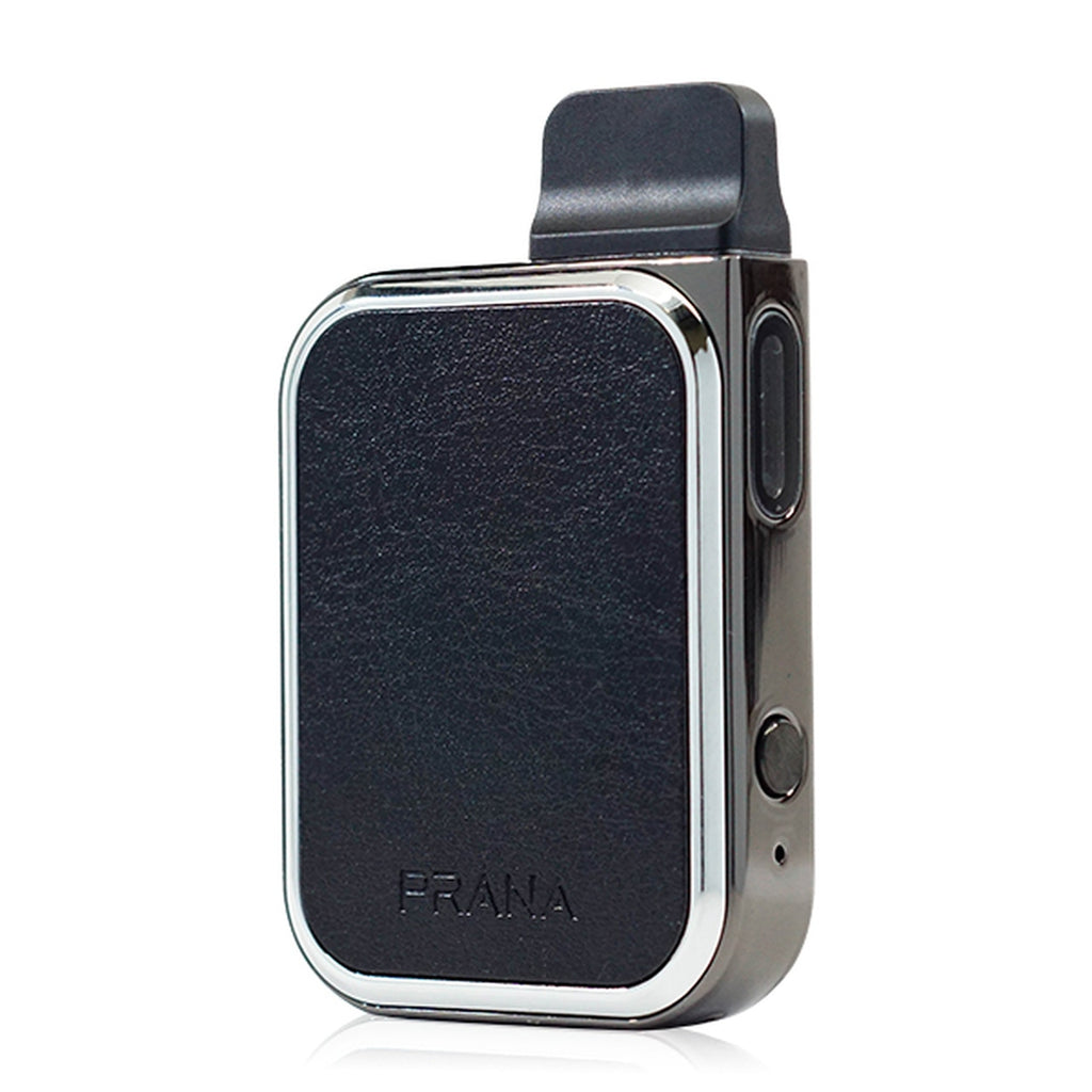 Lost Vape Prana black leather