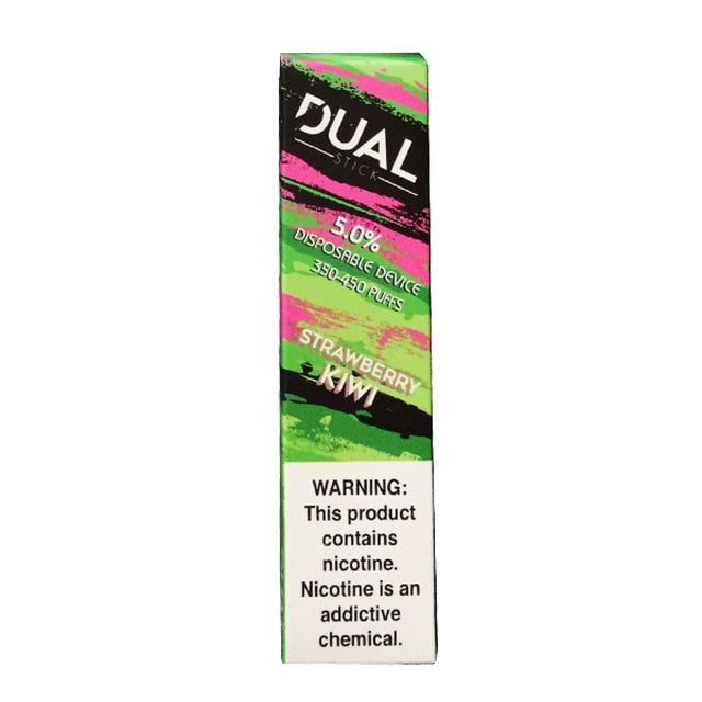 Dual Stick Disposable strawberry kiwi 10 pack