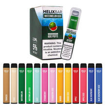 Load image into Gallery viewer, Helix Bar Disposable
