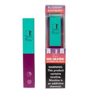 Mr Vapor | 5 Pack
